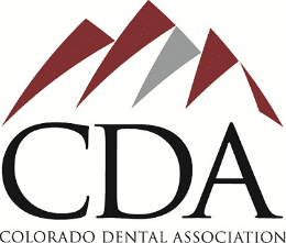 Colorado Dental Association logo