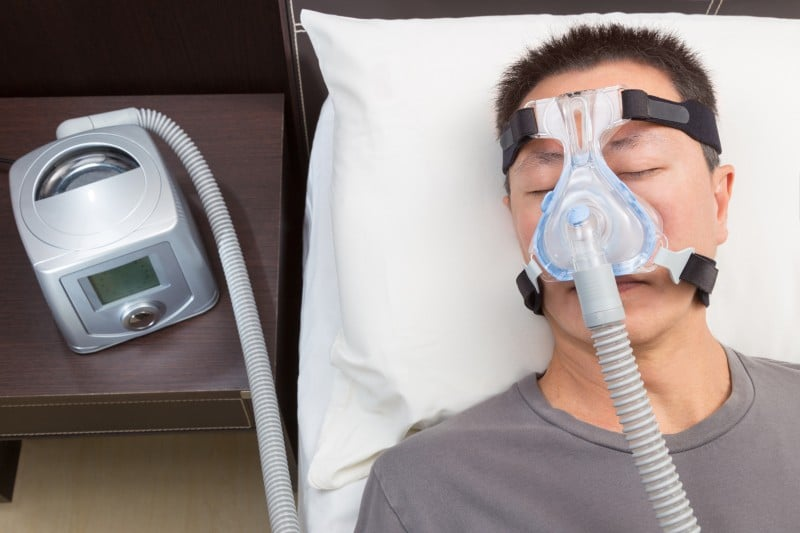 Adjusting to CPAP treatment can be difficult