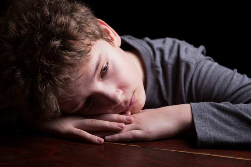 Sleep apnea can cause depression in children