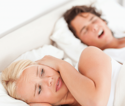 Snoring treatment can benefit you and your loved ones