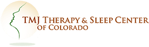 TMJ Therapy And Sleep Center of Colorado Sticky Logo