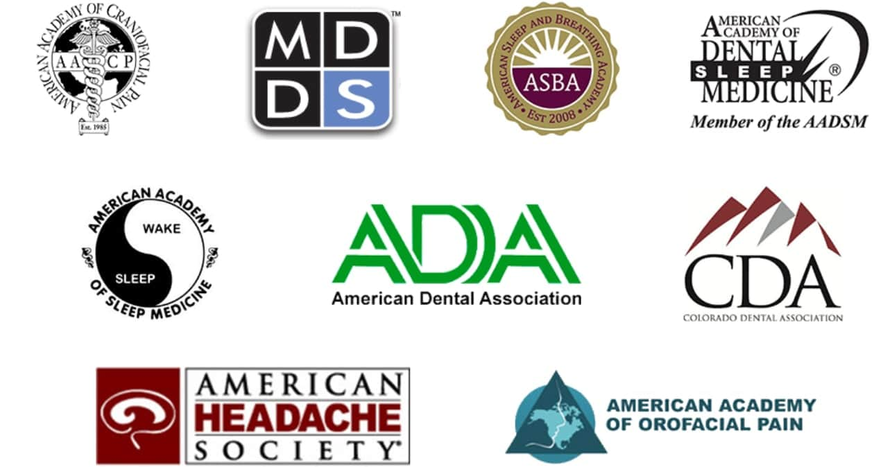 Affiliation logos of Dr. Kevin Berry